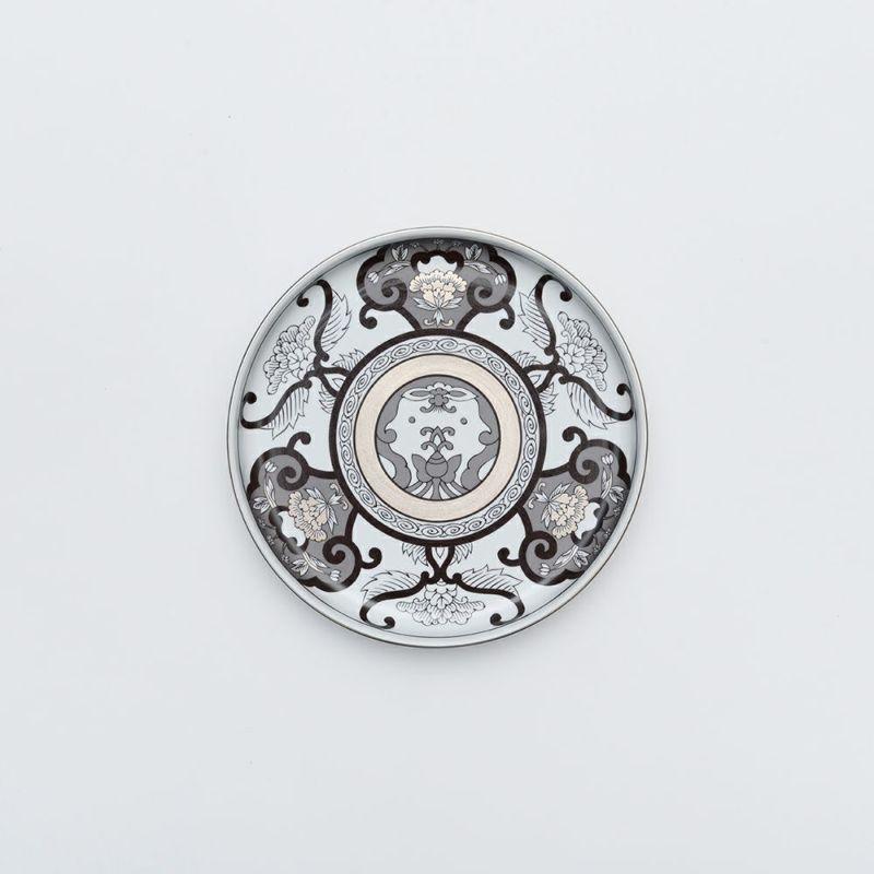 JAPAN SNOW 和皿 19cm 古伊万里草花紋